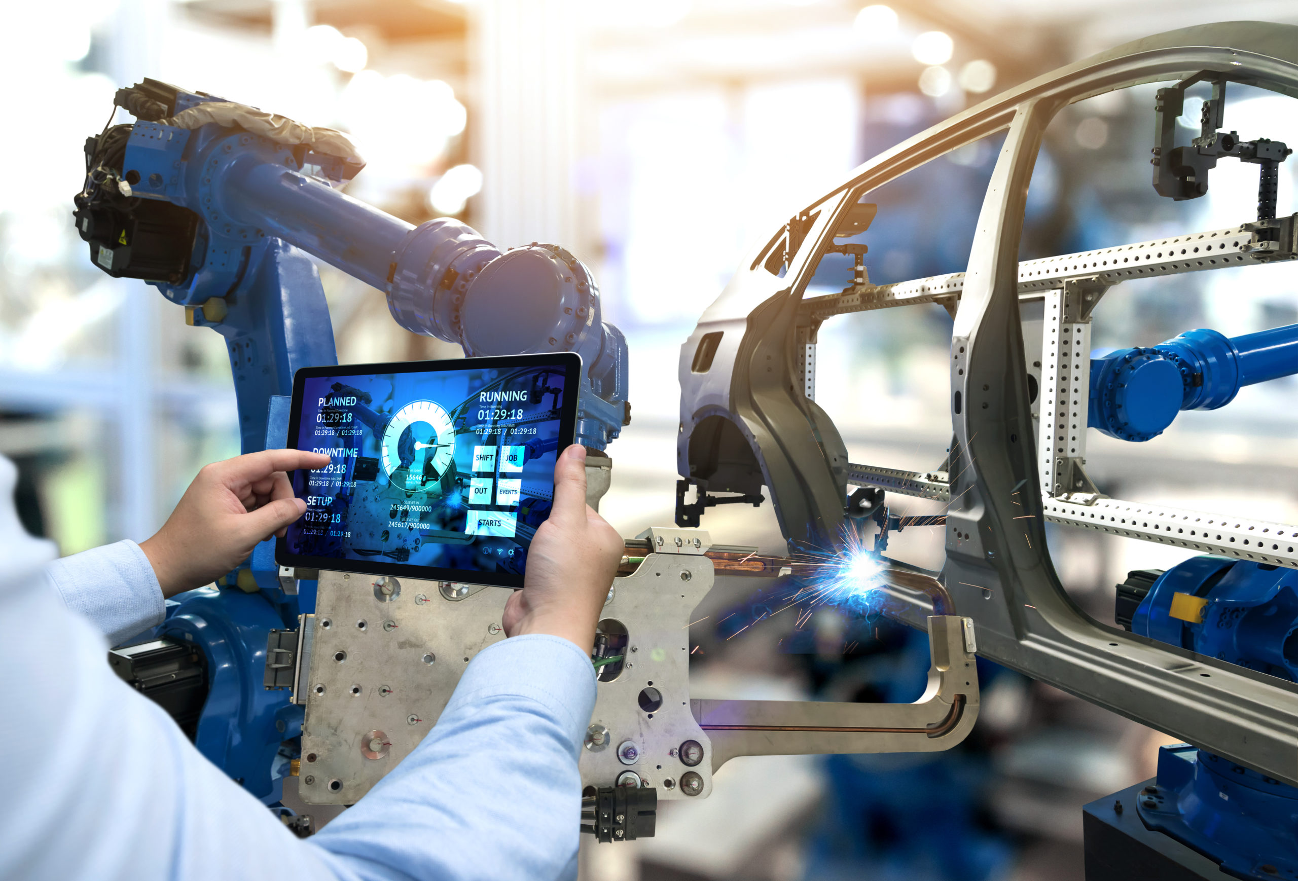 Unternehmensfinanzierung Automobilbranche