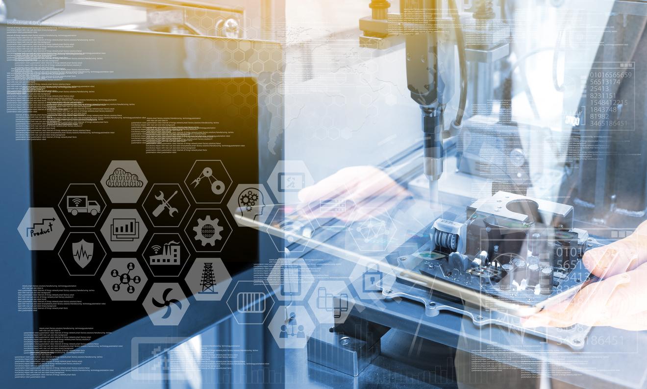 Finanzierungsangebote Digitalisierung und Industrie 4.0