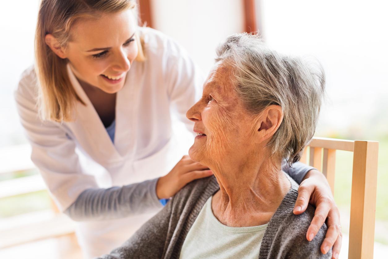 Nachfrage nach Pflegekräften im Gesundheitssektor steigt.