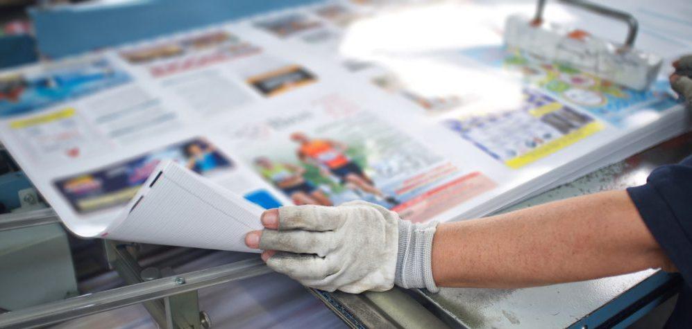Die Papier- und Druckindustrie und Digitalisierung