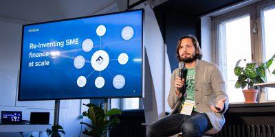 Stephan Heller präsentiert das Thema Marketplaces