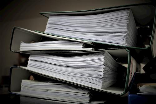Der Nachteil: die Bürokratie