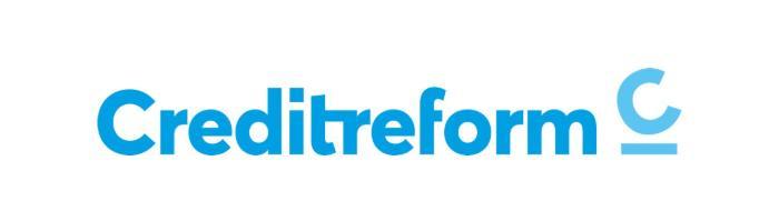 Blaues Creditreform Logo