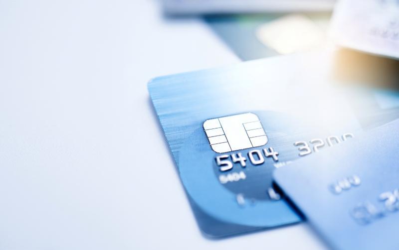 Geschäftskonto-Bankkarte
