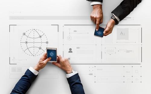 Branchen Digitalisierung
