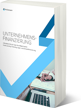 PDF-Broschüre Unternehmensfinanzierung - kostenlos