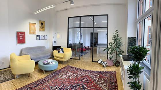 office-hangout
