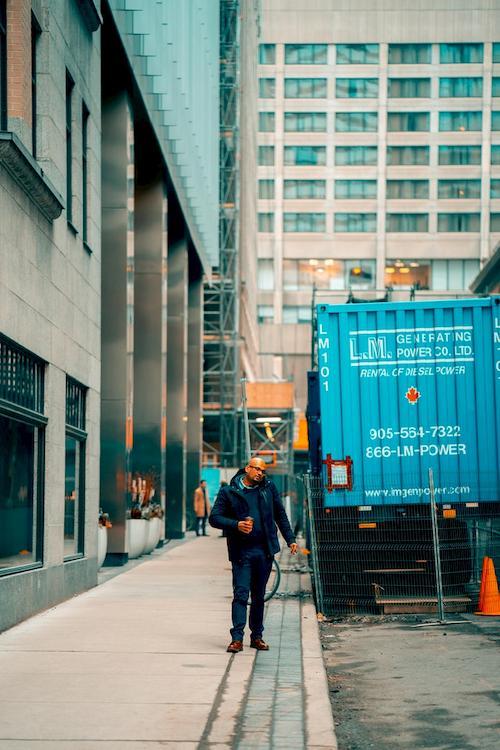 Aufgrund der Zunahme der Warenlieferungen werden Fahrer im urbanen Bereich gebraucht