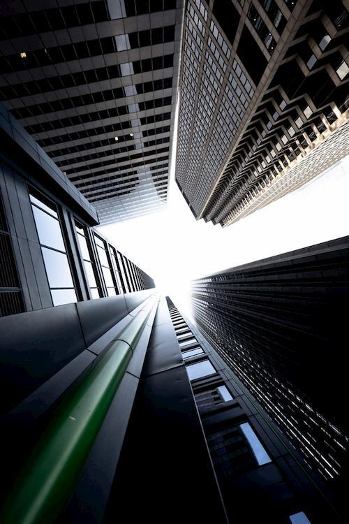 Gewerbeversicherung minimiert Gebäuderisiken für Unternehmen