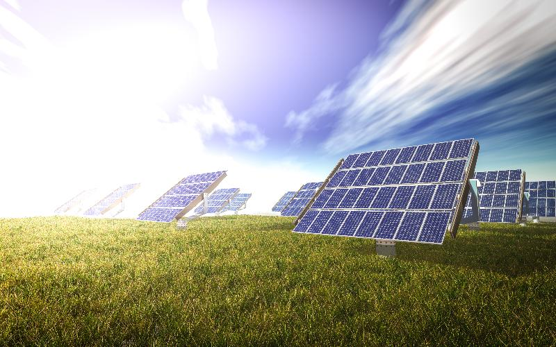 Nachhaltigkeit-Solar