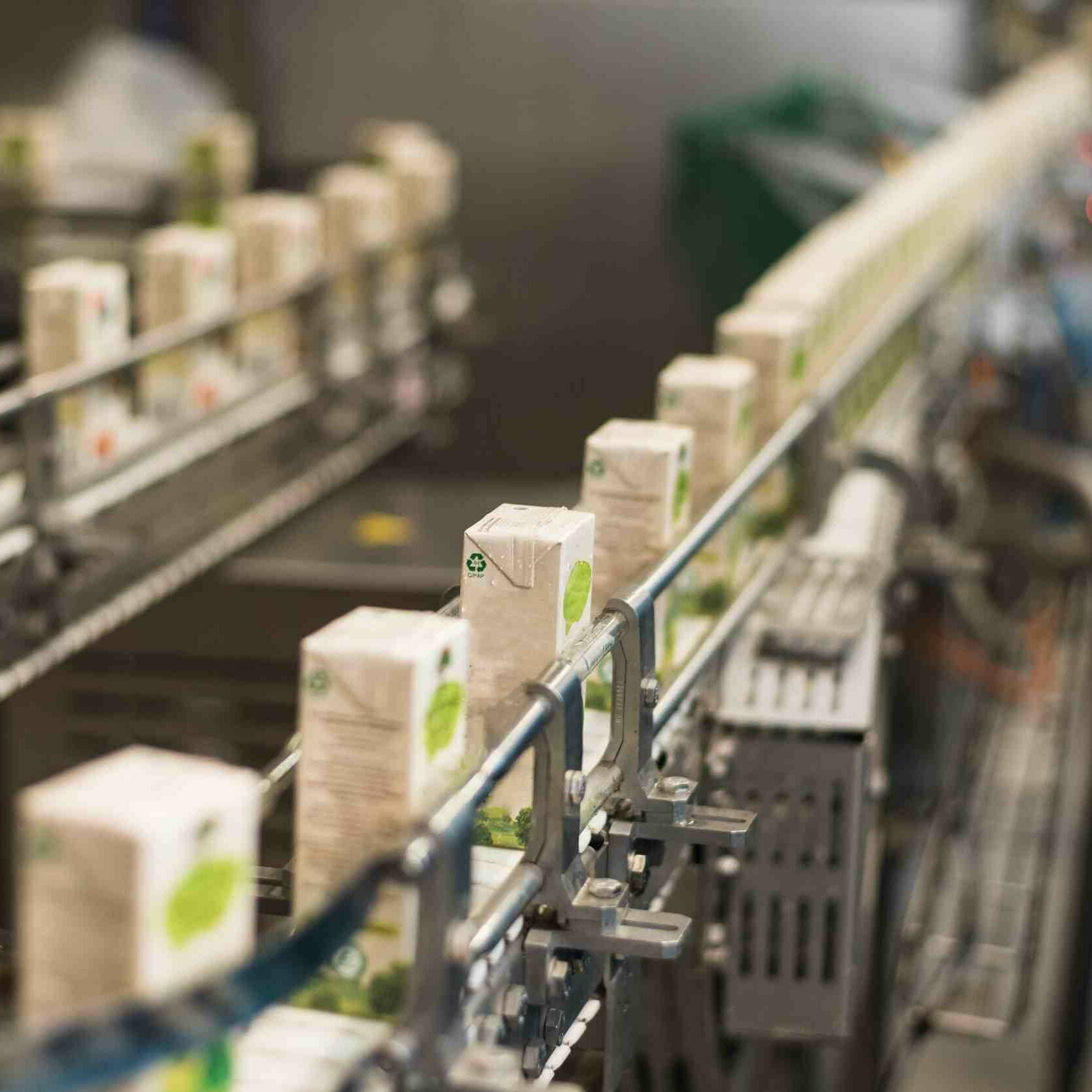 Fördermittel Lebensmittelindustrie