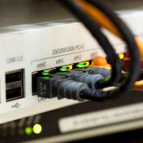 Internetgeschwindigkeit